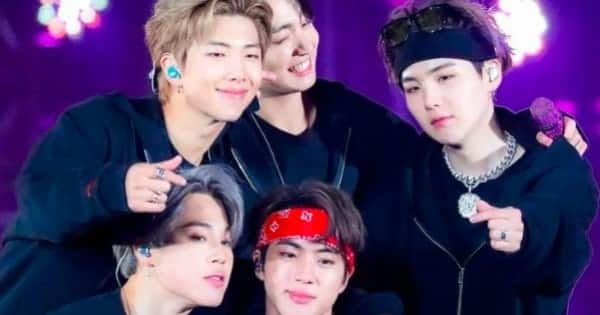 Some BTS members wear nail polish; Nick Jonas' filmy proposal to Priyanka Chopra