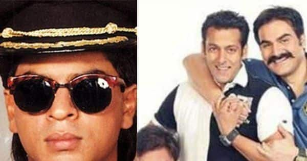 Did you know that before Shah Rukh Khan, Salman Khan and one of his brothers were the hot choice for Baazigar?