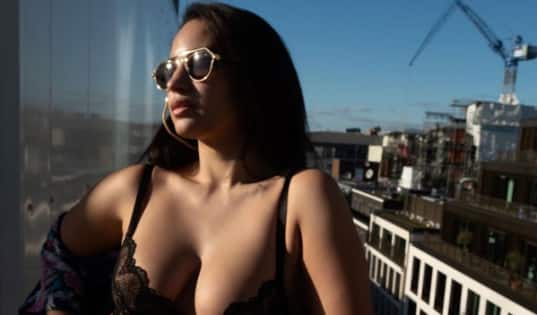 Elena Fernandes' lingerie pics will leave you very THIRSTY