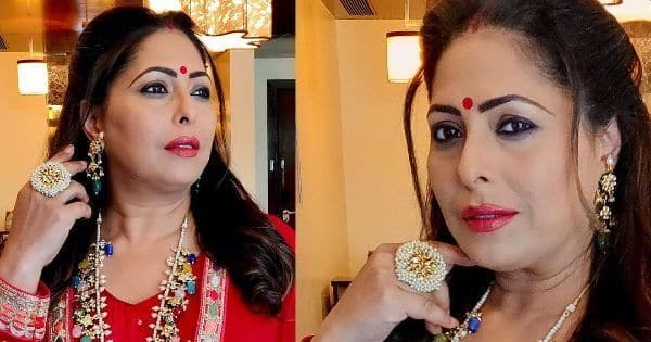 Judge Geeta Kapur's clicks with sindoor go viral; fans ask, 'Maa ki shaadi kab huyi?'