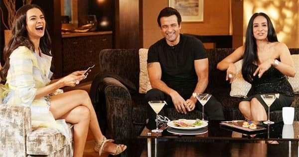A Table For Two Season 2: Rohit Roy and Suchitra Pillai disclose a hilarious secret about Saif Ali Khan to Ira Dubey and it will leave you in splits [Exclusive]