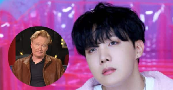 J-Hope calls Conan O'Brien 'Curtain' and the latter's response is UNMISSABLE