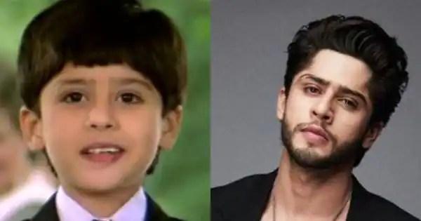 Shah Rukh Khan and Kajol's cute little son in Kabhi Khushi Kabhie Gham, Jibraan Khan, is a handsome hunk now – view pics