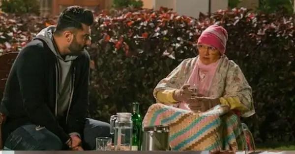 OMG! Here's how Neena Gupta's husband, Vivek Mehra, REACTED after watching her as a 90-year-old lady in Sardar Ka Grandson