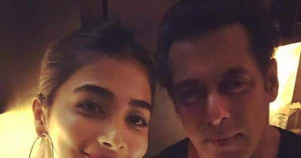 Pooja Hegde is completely SMITTEN by costar Salman Khan – here's why