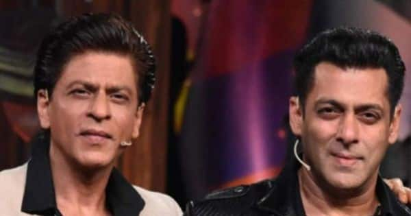 When Salman Khan thought he would never patch up with Shah Rukh Khan after their fight at Katrina Kaif's birthday
