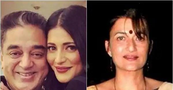 Shruti Haasan says she was 'excited' for parents Kamal Haasan and Sarika's divorce