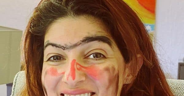 Twinkle Khanna gets a hilarious 'punishment' from daughter Nitara – view pic