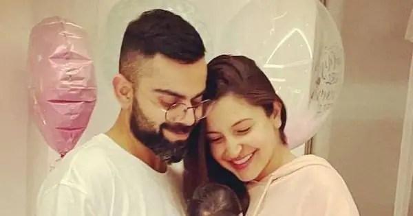 Virat Kohli REVEALS the reason why Anushka Sharma and he aren't posting pics of daughter Vamika on social media
