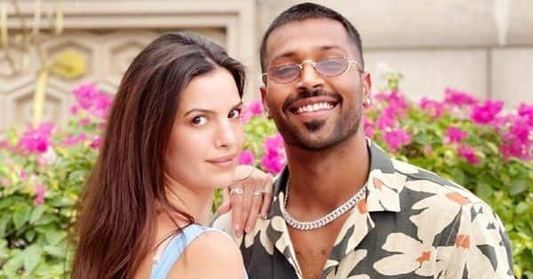 Natasa Stankovic and Hardik Pandya make for the most stylish pair in town – view pics
