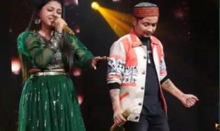 Pawandeep Rajan-Arunita Kanjilal render a dreamy duet; Danish Mohammad ruins Roopkumar Rathod's iconic Maula