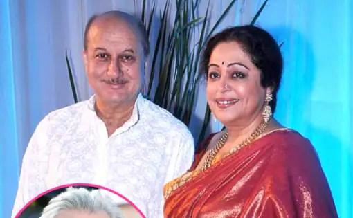 Anupam Kher reveals that close friend Robert De Niro often checks on wife Kirron's health status