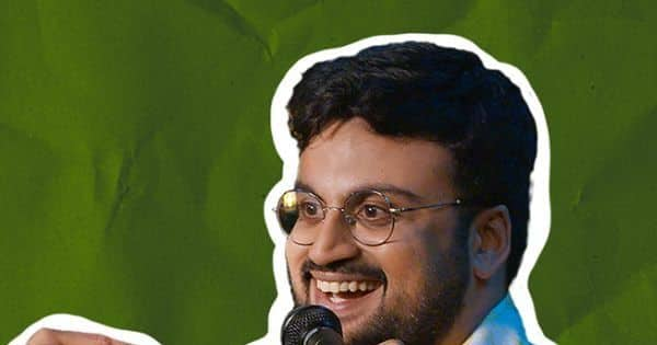 Amazon Prime's next stand-up comedy special with Karunesh Talwar promises to leave your belly aching with laughter