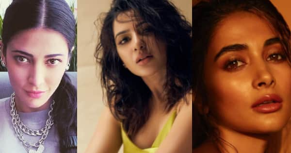 Shruti Haasan, Samantha Akkineni, Pooja Hegde and more — Meet Tollywood's top 10 desirable women