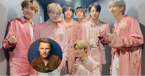 Boyzone's Ronan Keating interviewed BTS after advicing not to be a global boyband; ARMY goes berserk on social media