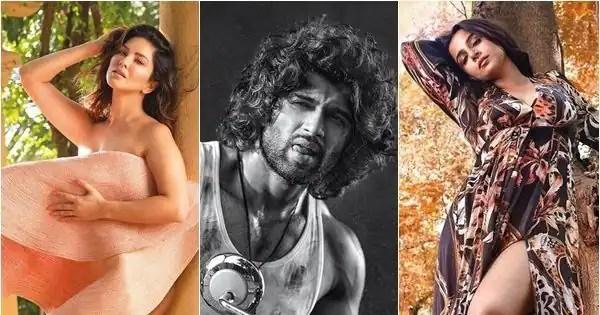 Sunny Leone, Vijay Deverakonda, Vidya Balan and others ooze oodles of glamour – view pics