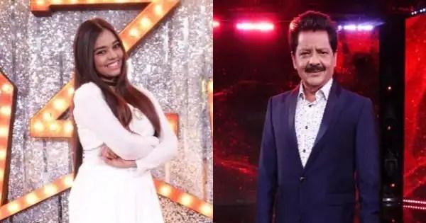 Udit Narayan calls Shanmukhapriya his daughter; sings Papa Kehte Hain for her – watch video