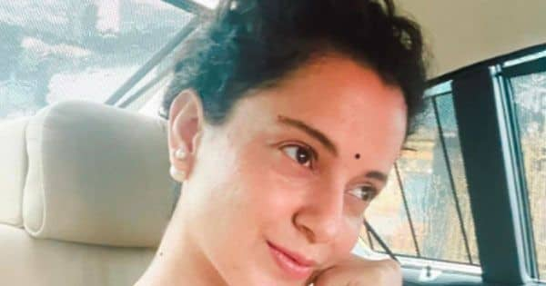 Kangana Ranaut yearns for her 'saajan' as 'saawan' arrives in the city – view pic