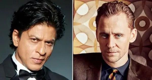 After DECLARING Shah Rukh Khan as India, Tom Hiddleston aka Loki reveals the movie which made him a diehard fan of SRK