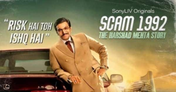 Scam 1992 achieves new feat by becoming the top Indian series in IMDb list of highest-rated TV shows worldwide