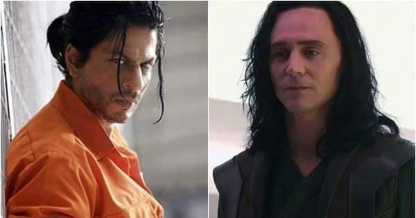 Shah Rukh Khan's witty reply to Tom Hiddleston aka Loki repeatedly associating him with Bollywood and India wins the internet