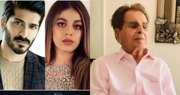 Dilip Kumar hospitalised, Himesh Reshammiya's Surroor 2021, Harsh Varrdhan Kapoor and Alaya F may act together