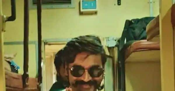 Dhanush looks set to hit it out of the park once again as the witty gangster