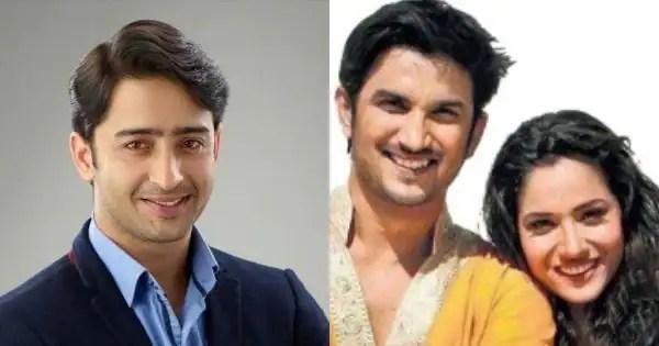Shaheer Sheikh to play Sushant Singh Rajput's Manav opposite Ankita Lokhande?