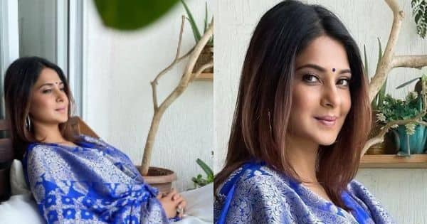 Jennifer Winget's desi avatar complete with a bindi is a reminder of her Bepannaah beauty