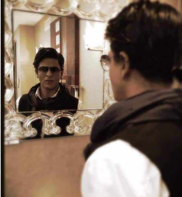 Image result for shahrukh khan mirror