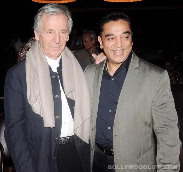 Sonakshi Sinha, Kamal Haasan, Costa-Gavras, Gautami at the Mumbai Film Festival