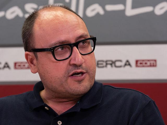 Jesús García Verdugo, gerente de C-LM Inclusiva