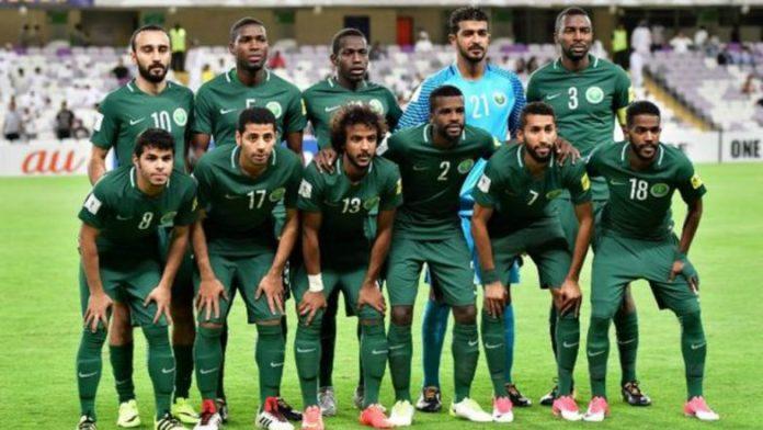 Image result for current saudi arabia national team 2018