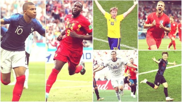 All FIFA World Cup 2018 Semi Finalists to Be European Countries     All FIFA World Cup 2018 Semi Finalists to Be European Countries  Check out  Which