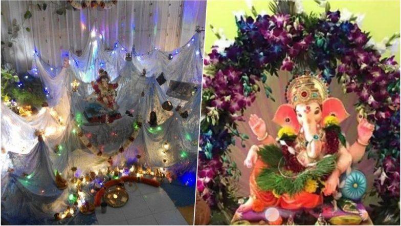 Ganeshotsav 2018 Makhar Decoration Ideas Flower Decorations To Eco Friendly Themes For This Year S Ganpati
