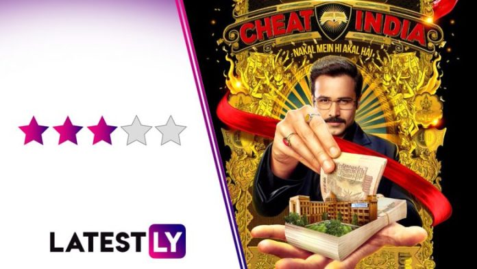 Image result for why cheat india review