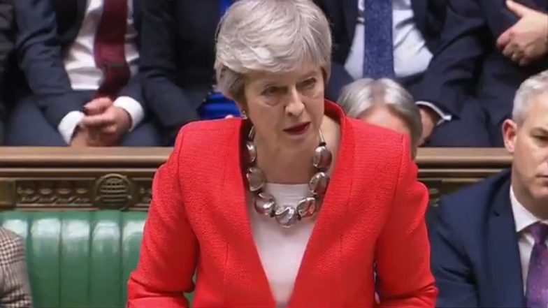 Theresa May Brexit bill 784x441 - Brexit Deal: British Parliament to Vote Again in June