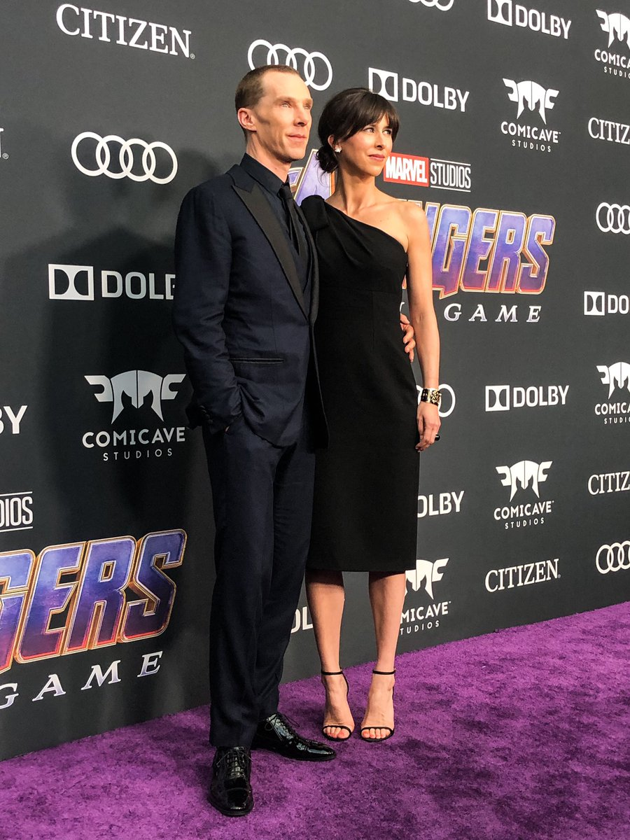 Chris Pratt - Katherine Schwarzenegger, Chris Hemsworth - Elsa Pataky: Here Are Pics Of All The Couples From The Avengers: Endgame Red Carpet! | LatestLY