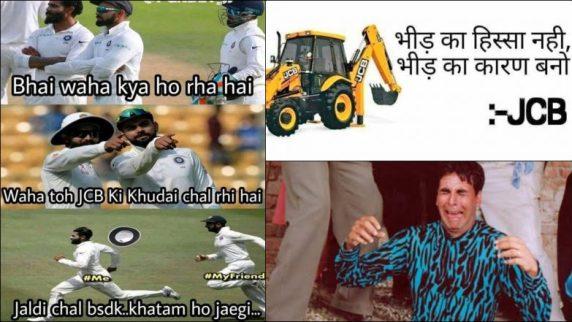 JCB Ki Khudai Memes and Funny Jokes