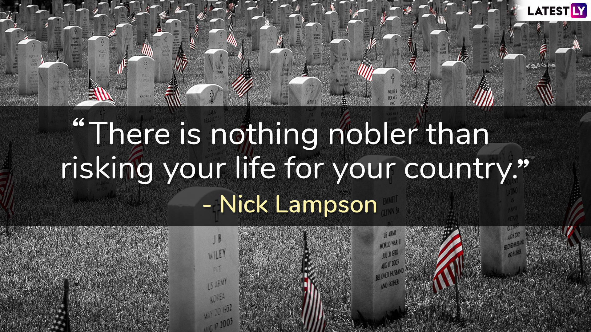 Memorial Day Know History Significance Quotes And