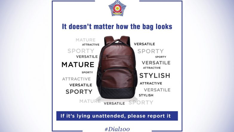 Mature Bag Memes Are Going Viral But Mumbai Police Has This To Say