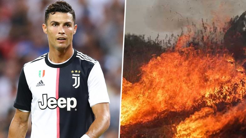 Cristiano Ronaldo And Amazon Rainforest 784x441 - Cristiano Ronaldo Joins #prayforamazonia Forces; Juventus Footballer Calls for Responsibility to 'Save Our Planet'