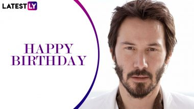 Keanu Reeves Birthday Special List Of All The Upcoming Films Of Internet S Crush And Hollywood S Most Charming Actor Latestly
