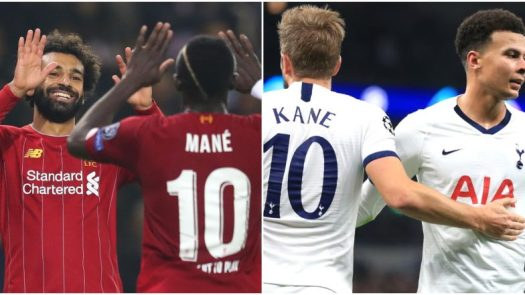 Liverpool vs Tottenham Hotspur, Premier League 2019-20 ...