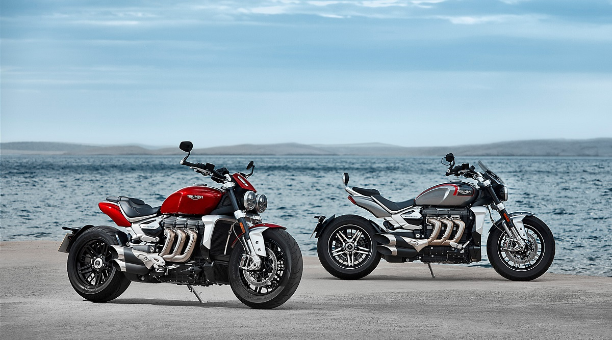 Rocket3 MY20 1920x1080 image94 - 2020 Triumph Rocket 3 Motorcycle Launched in India at Rs 18 Lakh; Prices, Features, Specifications & More