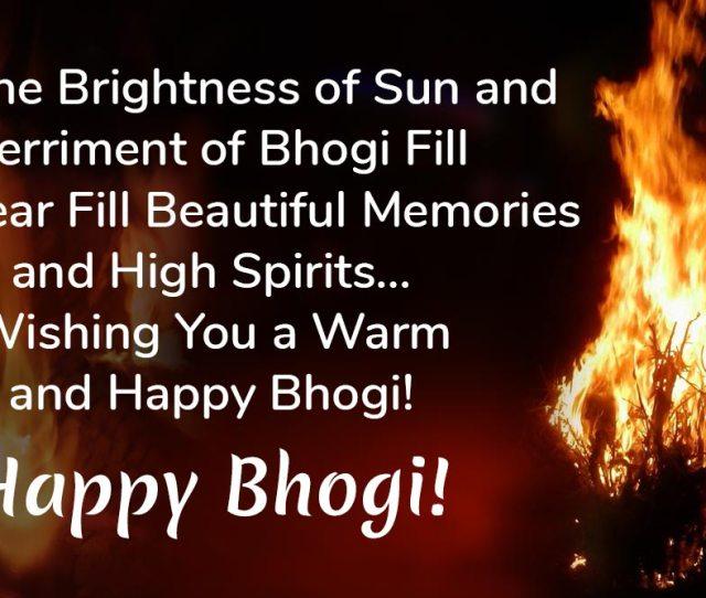 Bhogi  Wishes Whatsapp Stickers Facebook Greetings Gif