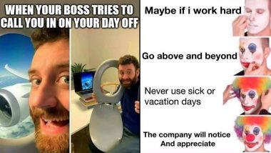 Funny Corporate Life Memes To Share With Your Co Workers On