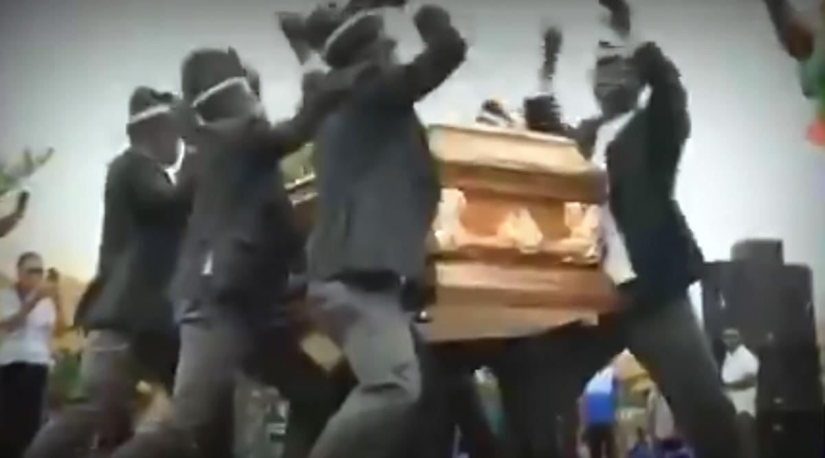 Coffin Dance Meme Video Dailymotion
