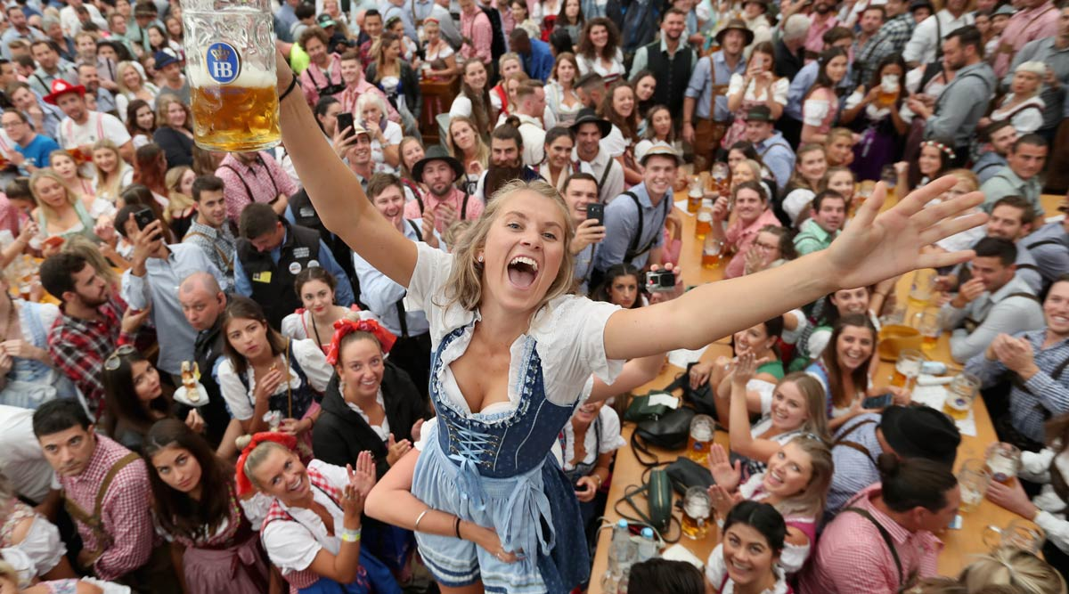 No Cheers To Beers Germany Cancels Oktoberfest 2020 In Munich Due