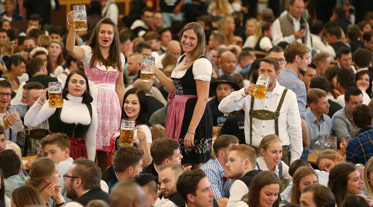 How Many Times Has Oktoberfest Been Cancelled From World Wars To